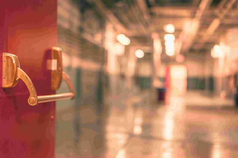 drzwi do fabryki