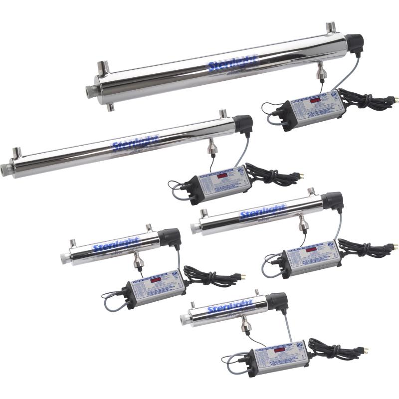 lampy sterylizujące Viqua/ Sterilight różne wydajności